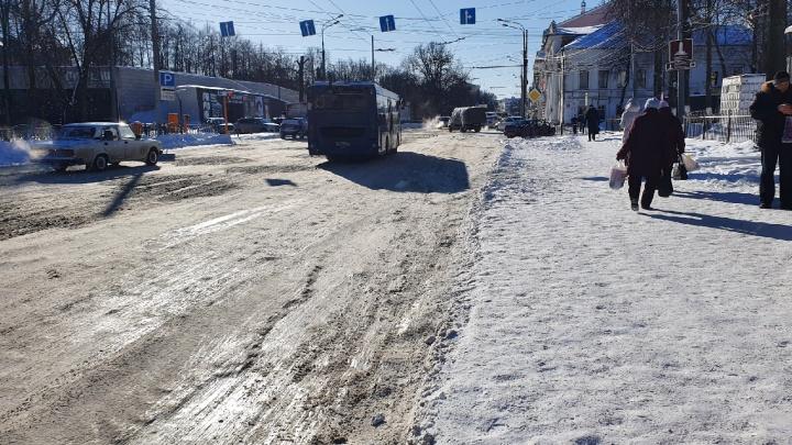Хит-парад дырявых дорог Ярославля: началось голосование