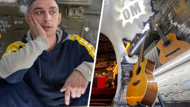 Причал для андеграунда: моряк из Ростова организовал концертную площадку в своем дворе