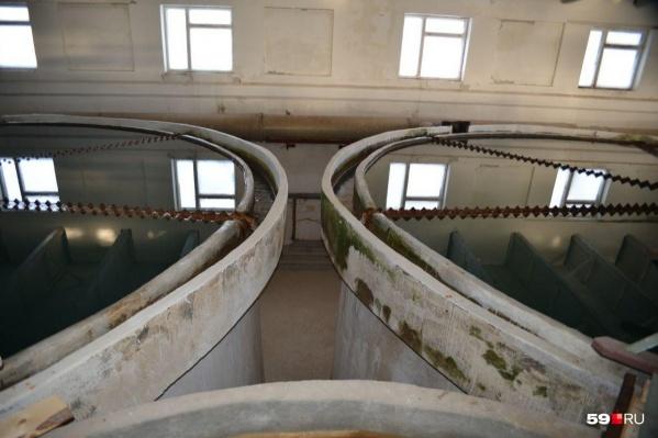 Так выглядит Большекамский водозабор