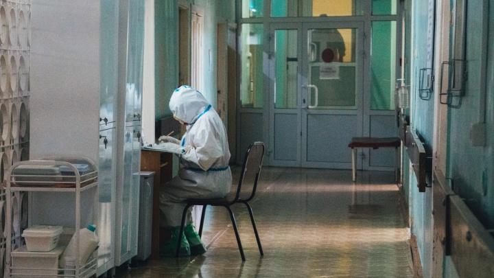 За две недели в Омской области число заболевших за сутки выросло в два раза