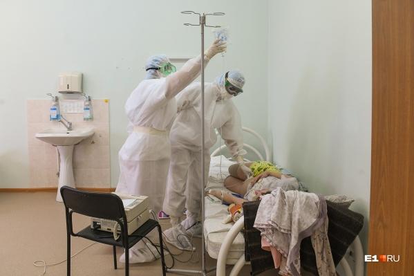 В НИИ ОММ выделят 70 коек для беременных с коронавирусом