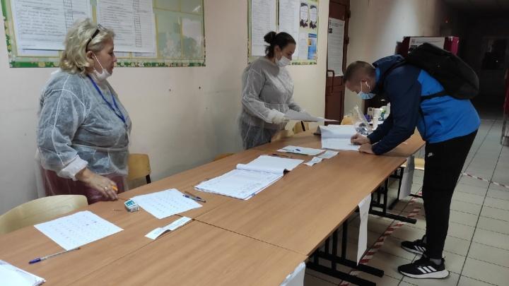 В Нижегородской области явка избирателей превысила 37%. Онлайн NN.RU