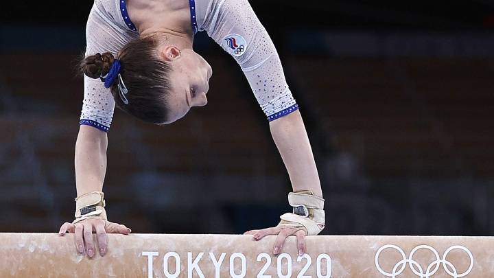 Российские гимнастки принесли сборной шестое золото