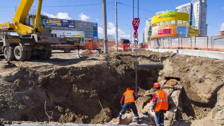 СГК объявила о новом этапе испытаний на теплосетях в Новосибирске — какие улицы останутся без горячей воды