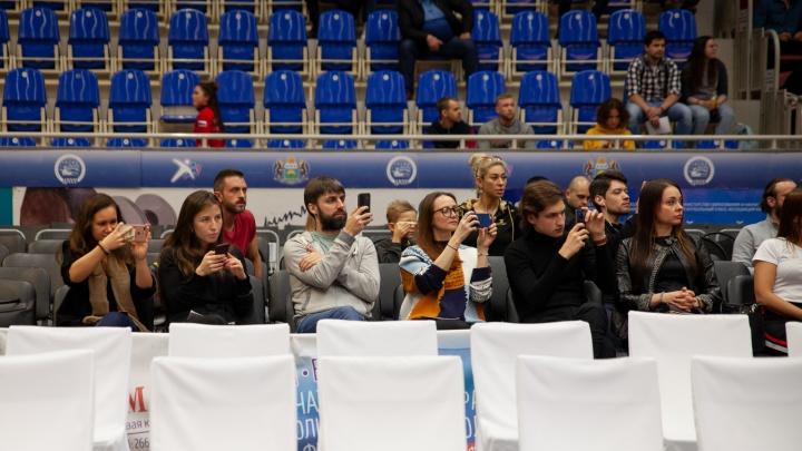 В Тюменской области отменяют все спортивные мероприятия