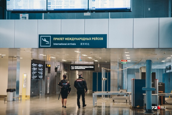 Авиасообщение с другими странами закрыли из-за пандемии коронавируса в мире