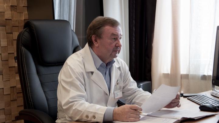 В больнице Свердловского района Перми вновь развернули работу ковидного отделения