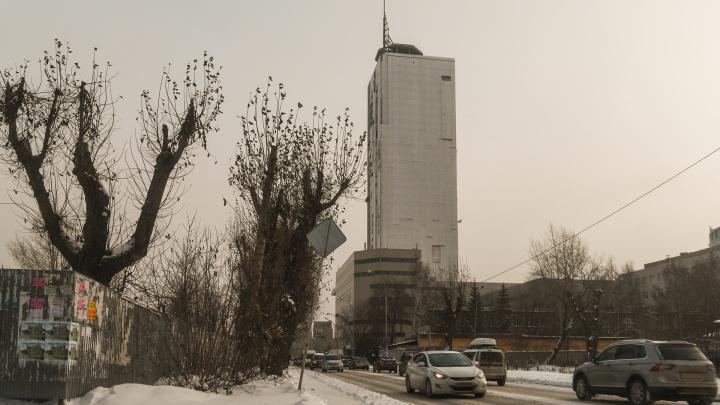 Алексей Орлов начал строить улицу, которую собирался сделать еще Аркадий Чернецкий