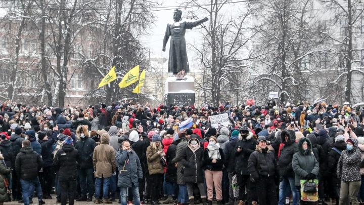 «Сторонники Навального просто грамотно оседлали протест». Эксперты— отом, почему нижегородцы вышли наулицы