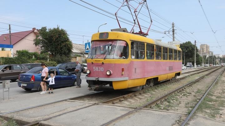 Придется пересаживаться: в Волгограде укоротили движение трех трамвайных маршрутов