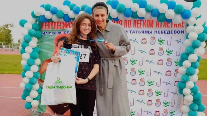 Триста атлетов вышли на старт: в Волгограде прошел турнир по легкой атлетике на призы Татьяны Лебедевой