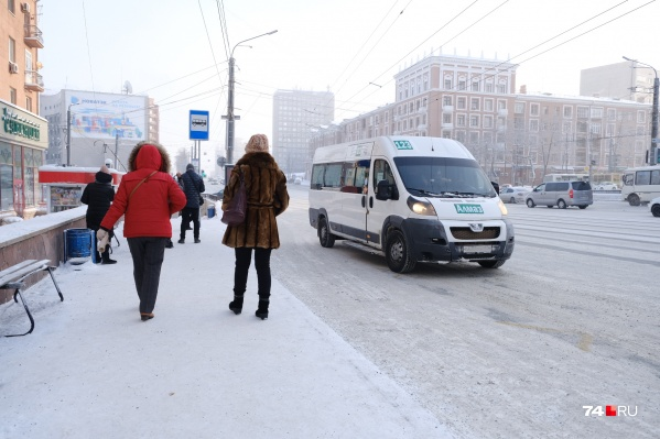 """С 1 марта проезд на некоторых челябинских маршрутках будет стоить не 25, а <nobr class=""""_"""">28 рублей</nobr>"""