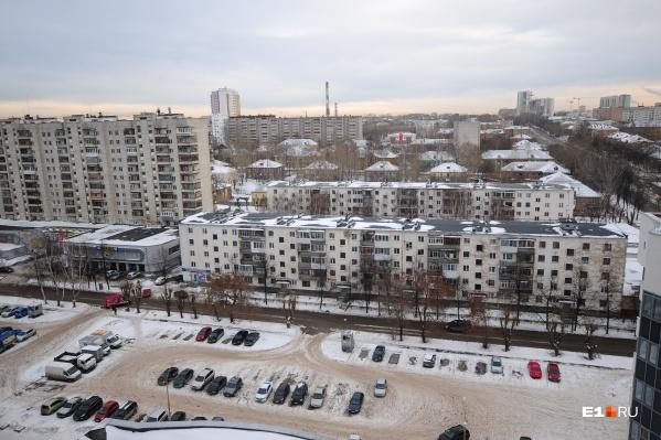 Реновация коснется устаревшего жилого фонда