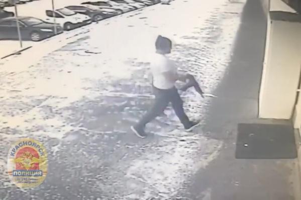 Стрельба произошла в спортзале Дворкина