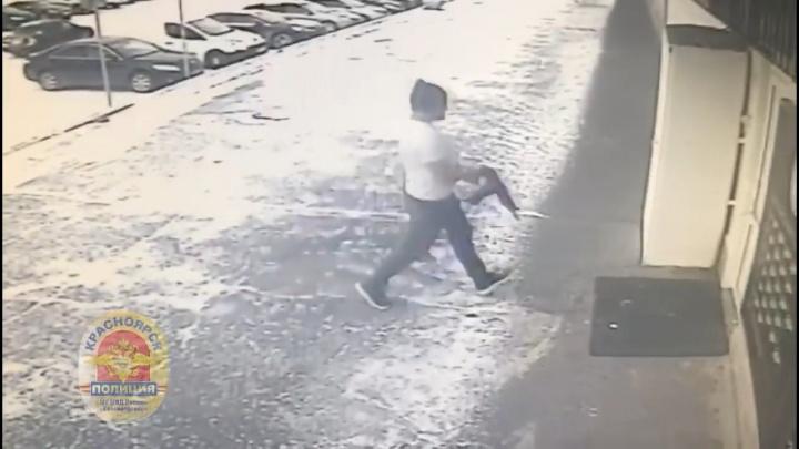 Красноярские полицейские задержали парня, устроившего стрельбу в спортзале Дворкина