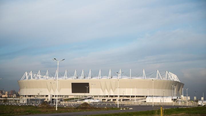 Минспорта: «Ростов Арена» станет самоокупаемой с 2024 года