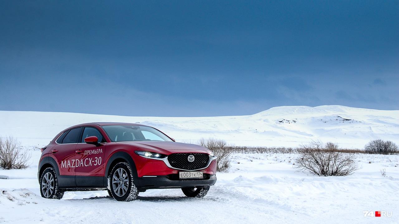 Тестовый автомобиль стоит 2,5 миллиона рублей