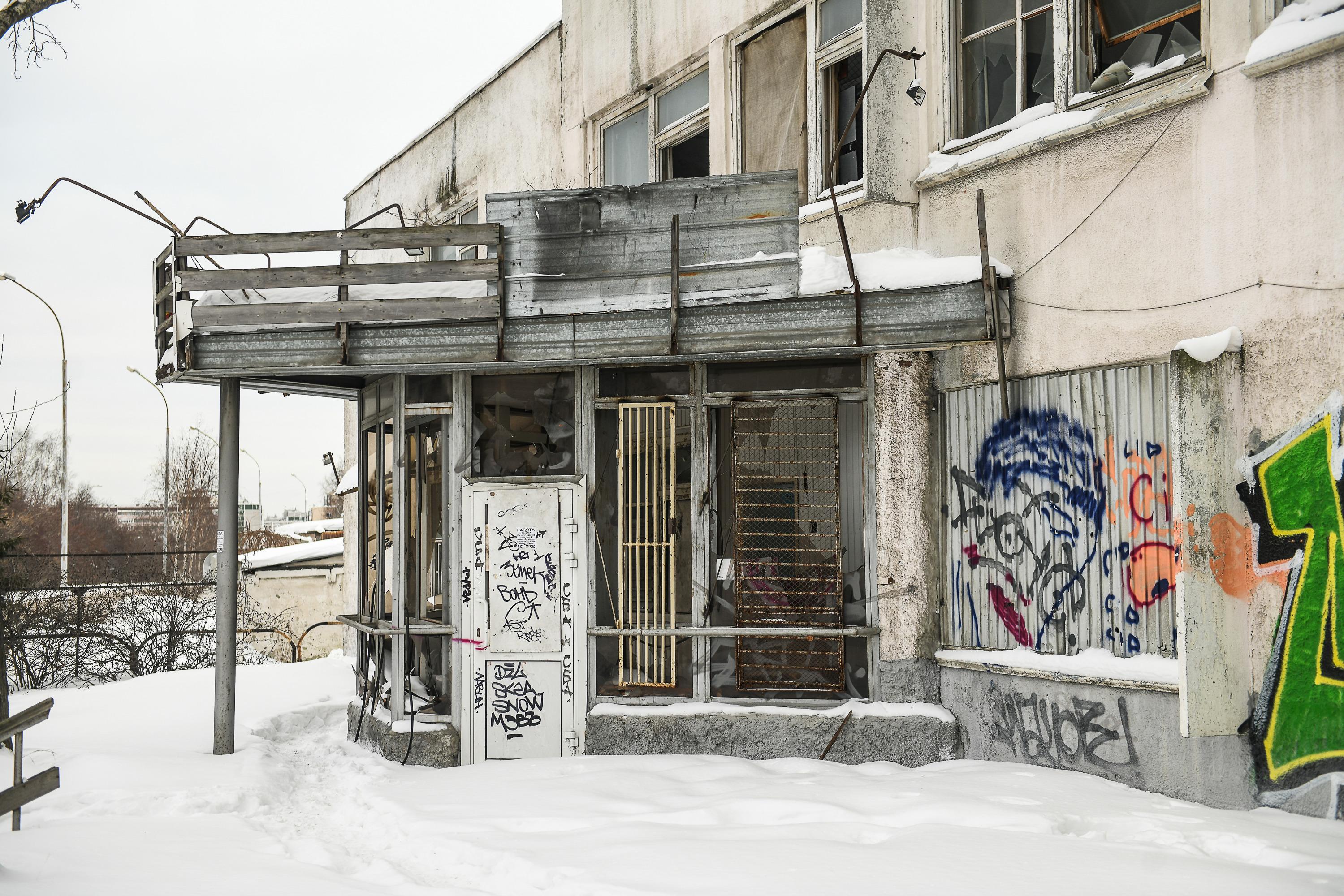 Средства на демонтаж старого здания пока не поступили