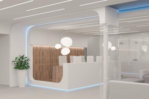 Это уже вторая клиника сети «Центров семейной медицины» в Челябинске