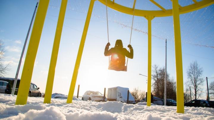 На будущей неделе в Архангельской области потеплеет. Но это ненадолго