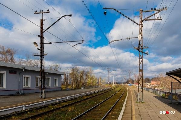 Пассажиры смогут пересаживаться с железнодорожного на автотранспорт