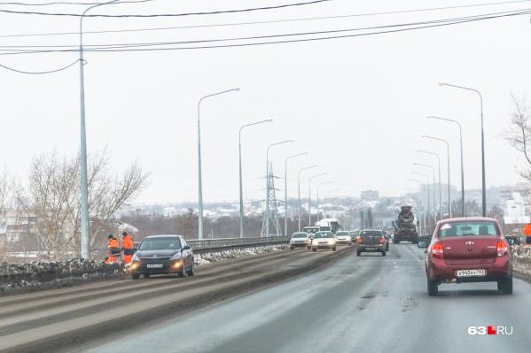 Южное шоссе «прославилось» из-за колейности