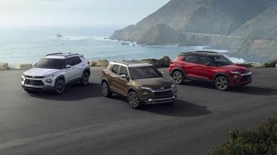 Легкий кроссовер Chevrolet, обновленная «Веста» и мощная «Нива» — смотрим главные новинки сентября