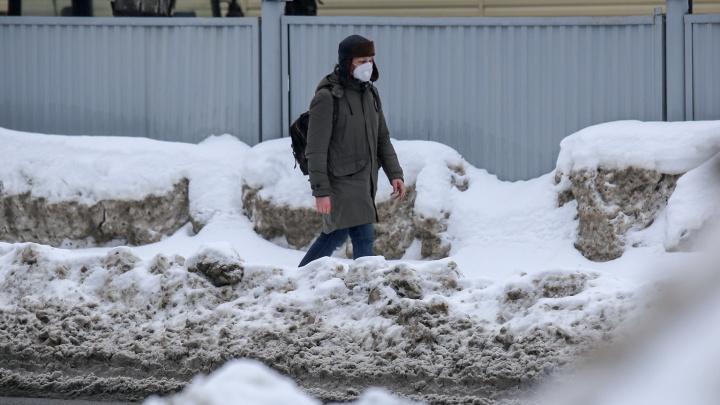 В Башкирии за отсутствие маски почти 4 тысячи человек отправились под суд