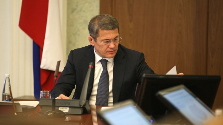 Власти Башкирии прокомментировали иск жителей республики в суд на Радия Хабирова