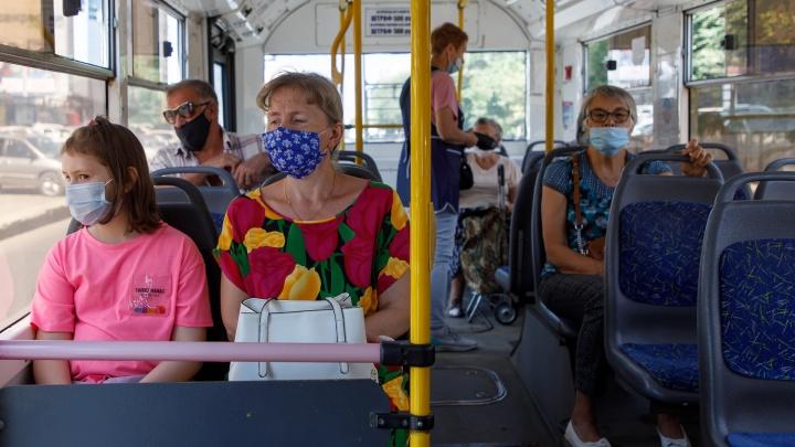 Волгоградцев отвезут на кладбища автобусными спецрейсами