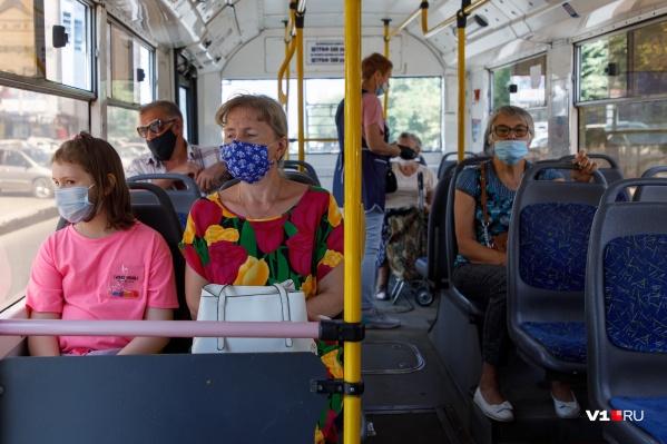 В Волгограде 2 и 9 мая запустят дополнительные автобусы