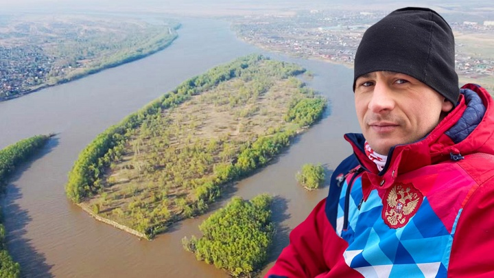 «Природа шикарная»: зачем челябинский предприниматель купил остров на Иртыше