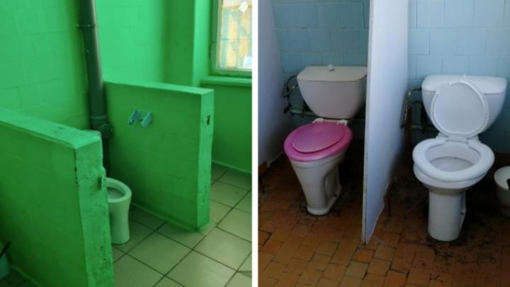 На косметический ремонт деньги выделены: что будут делать с убитыми туалетами в уральских школах