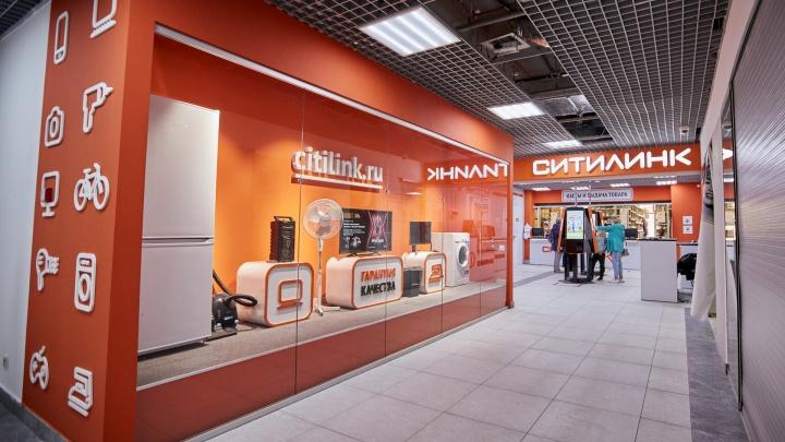 Товаров вдвое больше, чем в обычном магазине: «Ситилинк» открыл новую торговую точку в Екатеринбурге