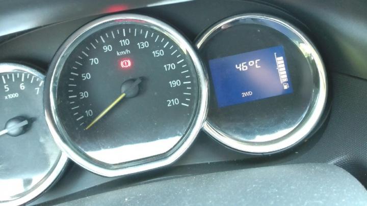 Вот это градусы! Жители Самарской области показали фото своих термометров