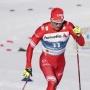 Выступающий за Поморье лыжник Александр Большунов впервые стал чемпионом мира