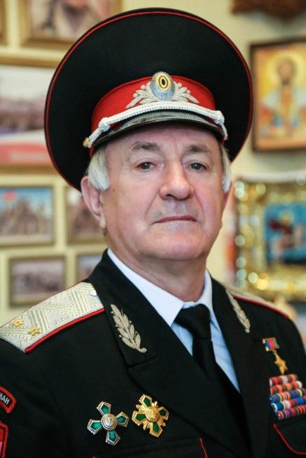 Николай Долуда хоть и возглавляет казачье войско России, но и сам порой может выругаться крепким словцом