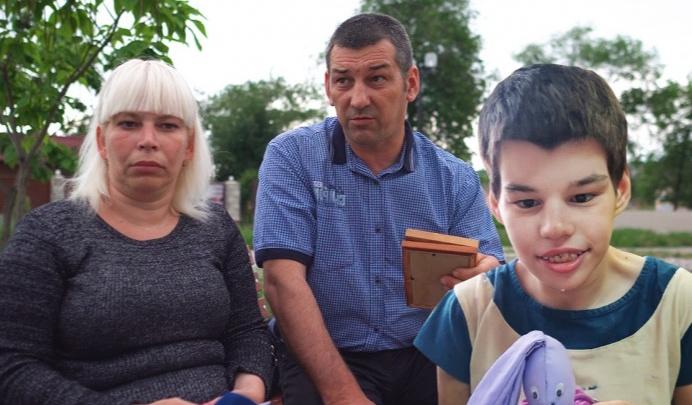 Родители волгоградки, превратившейся в покрытую язвами мумию, рассказали о состоянии дочери