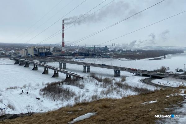 Превышение максимальной концентрации вредных веществ было обнаружено только в одном районе Кемерово