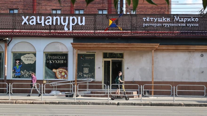 «Пятерка за смелость»: в разгар третьей волны коронавируса в Челябинске откроют ресторан грузинской кухни