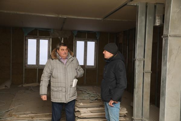 С места руководителя унитарного предприятия Михаил Иконников перешел на службу в городскую администрацию. А сейчас он на пенсии<br>