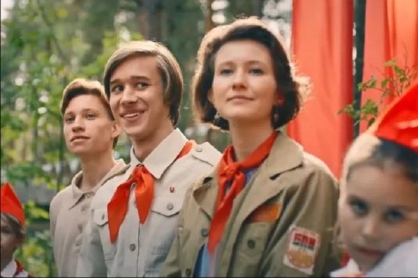 Действие сериала разворачивается в типовом советском пионерлагере. Кадр из фильма «Пищеблок»
