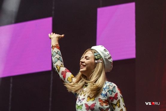 Аня была в Волгограде в конце мая на фестивале ParkSeason Fest
