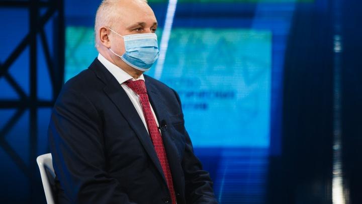 Губернатор заявил, что Кузбасс вышел на плато по COVID-19. Объясняем, с чем он это связывает