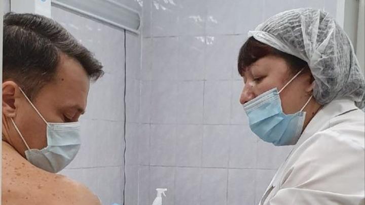 «Уровень доверия высокий»: за неделю от COVID-19 привили 4тысячи красноярцев