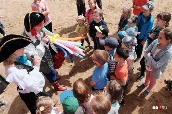 Детские лагеря откроются в конце мая