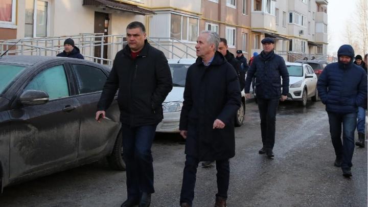 Мэр Уфы пообещал разобраться с фекальным потопом вНовойМаксимовке