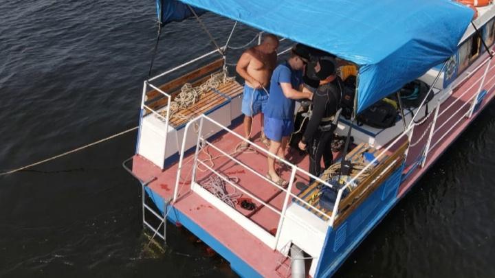 На Волге нашли тела трех пропавших на катере мужчин