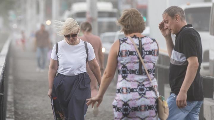 Град, жара и ветер: волгоградцев предупреждают о надвигающемся природном катаклизме