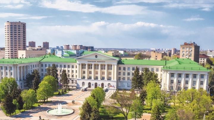 ДГТУ впервые вошел в рейтинг THE World University Rankings 2022